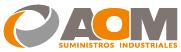 AOM Suministros industriales Logo